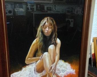 "Original Painting ""Inner Peace"""