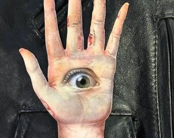 All Seeing Eye 1...  Die-cut