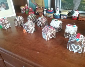 Gingerbread House  Minis