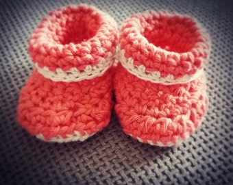 Baby Booties/ Hat and Booties