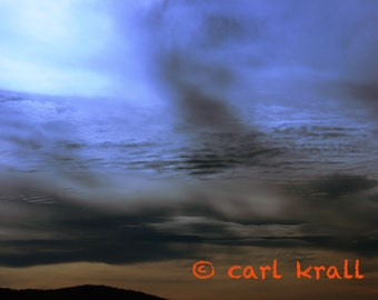 Abstract Cloudscape