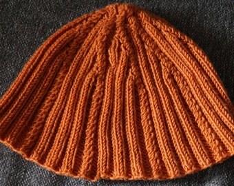 child hat, wool