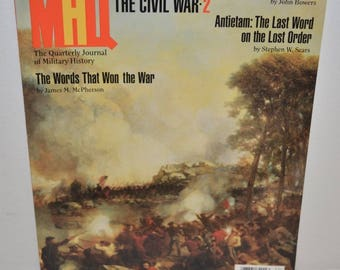 Military History Quarterly Journal Special Issue Civil War 2 Magazine