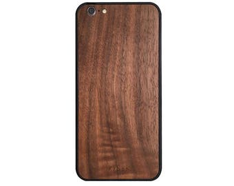 Case for Iphone 6 Plus / 6s Plus solid wood