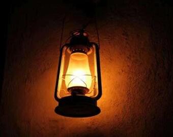 Lantern archeological from libya