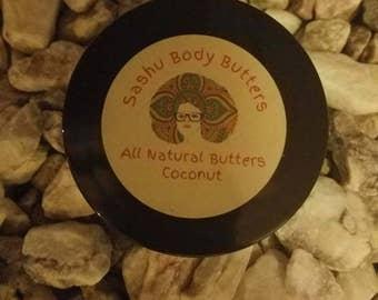 Sashu Body Butter Coconut