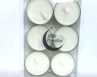 Vanilla Tea Lights