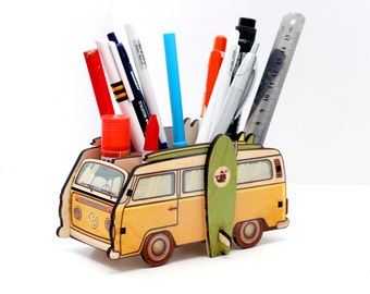 VW BUS Pencil holders