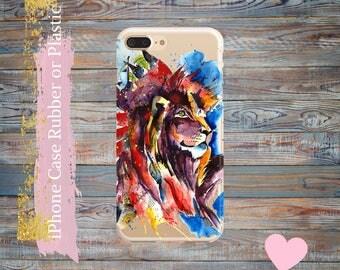 iPhone 7 case lion,  iPhone  7 Plus clear case, iPhone 6 / 6s / 6s Plus Case, iPhone 5s / 5 / SE Case,  iPhone case Plastic /rubber.