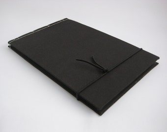 Japanese bookbinding, handmade drawing book, handmade journal, japanese binding