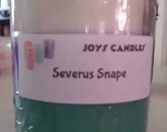 Severus Snape Candle