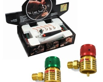 Smith Little Torch Jewelry Soldering Kit With 5 Tips, Hose And Smith Regulators