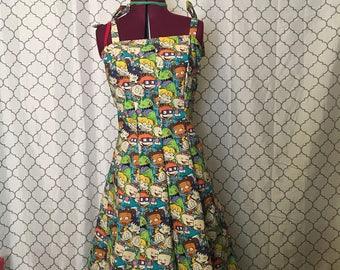 Women's Rugrats dress
