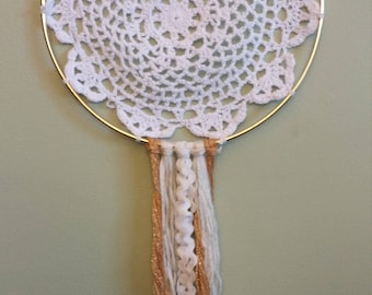 The Bella - Lace Wall Hanging