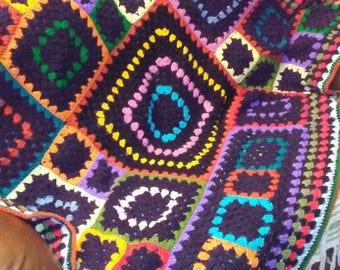 Afghan/Throw - Kaleidoscope