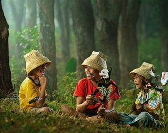 Download picture PLAYING PUPPET of art photographer Rarindra Prakarsa