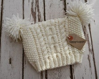 Jester Cable Hat