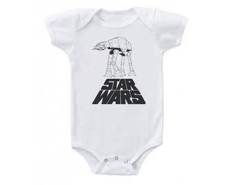 Baby Star Wars AtAt Walker Romper