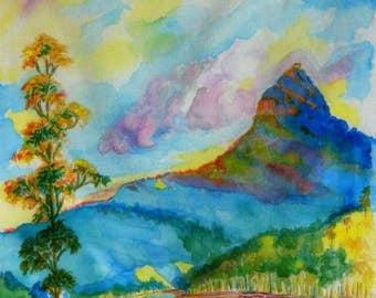 Sri Lanka- Adam's Peak