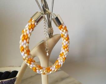 Handmade Kumihimo Bracelet