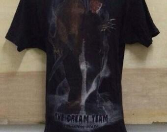 Freddy Krueger Tshirts movies xl