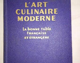 The modern culinary art of 1952
