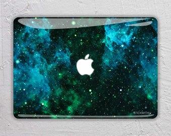 stardust macbook skin space macbook decal stars macbook sticker galaxy macbook cover nebula macbook pro skin macbook air 13 15 12 11  FSM015