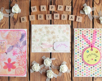 Birthday Card,Cards Birthday,Birthday Card Set,Birthday Card For Friend,Birthday Card Her,Birthday Card Girl,Birthday Gift Her,Gift Tag,Gift