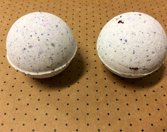Lavender scented Bath Bombs