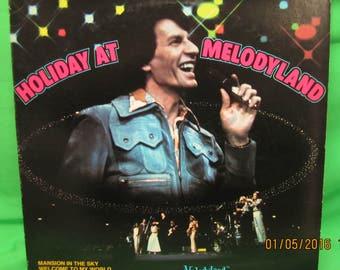 Holiday at Melodyland - Chico Holiday (1975) == LP