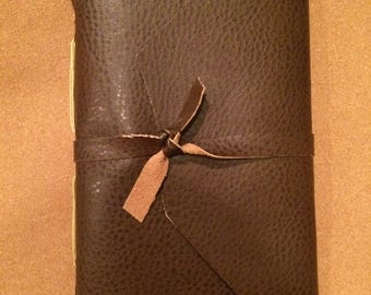 Handcrafted Leather Bounded Books