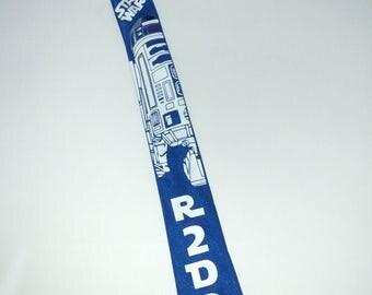 R2D2 Star wars Tie