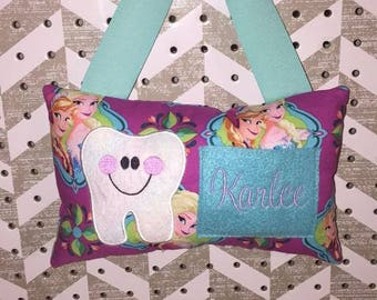 Tooth Fairy Pillow - FREE SHIPPING