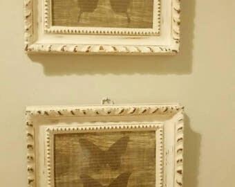 Vintage Frames - X2.