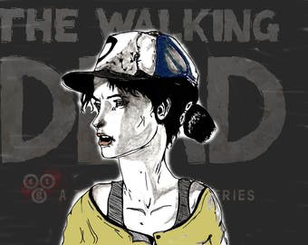 Clementine (The Walking Dead Game)