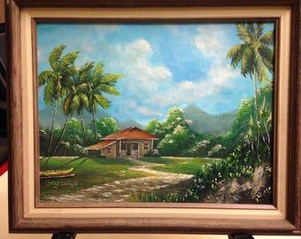 Hawaii Plantation House