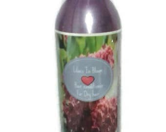 lilacs in bloom hair conditioner