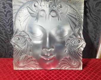 """Lalique """" Masque de Femme"""""""