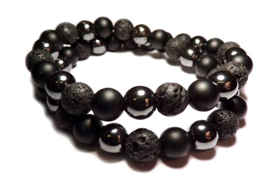 The dark masculine bracelet