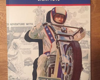 Ultimate Collectors Book for Evel Knievel Stunt Cycle Toys