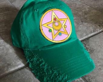 Crystal Star Dad Hat