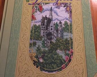 Enchanting Delights cross stitch book