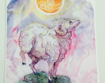 The Greater Sheep - S