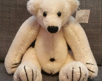 Unique Hand-made Collector's Mohair Teddy Bear