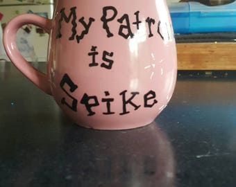 Hand painted custom mugs
