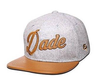 Go Rep Dade Snapback Hat Cap