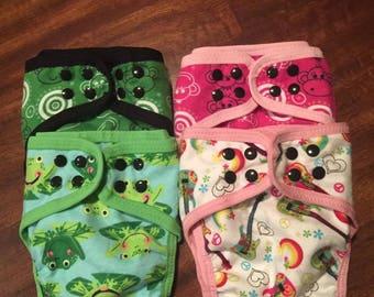 Diaper Cover Small Cloth Diaper