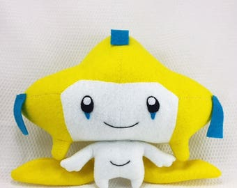 JaraChi Plushie/stuffed animal/plushies/Anime plushies/soft toys/handmade/anime characters/unique gifts/made in USA/felt/custom/fanmade fun
