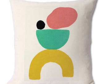 Colourful Cushion