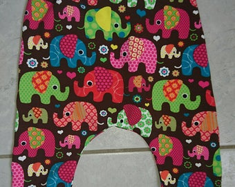 Baby bloomers elephants